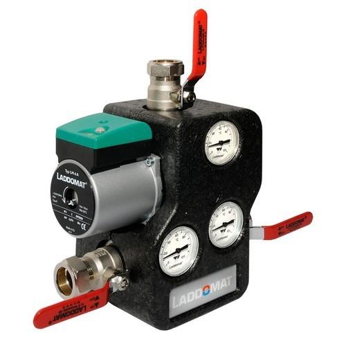 Laddomat 21-60 / 57°C, pompe classe A, raccordement 28 mm