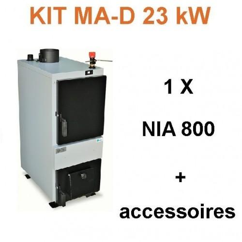 Kit complet N°2 chaudière MAD 23