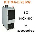 Kit complet N°4 chaudière MAD 23