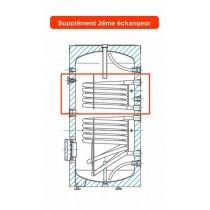 Solaire thermique kit n°3 supplément  échangeur
