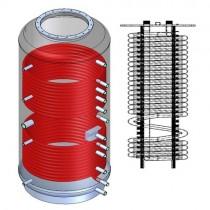 Ballon tampon NIOX2-500 combiné eau chaude sanitaire
