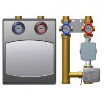 Module hydraulique avec vanne de mélange