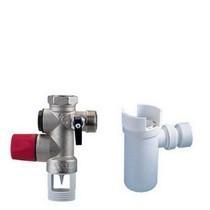 Accessoires ballon eau chaude nideck chauffage - Groupe securite chaudiere ...